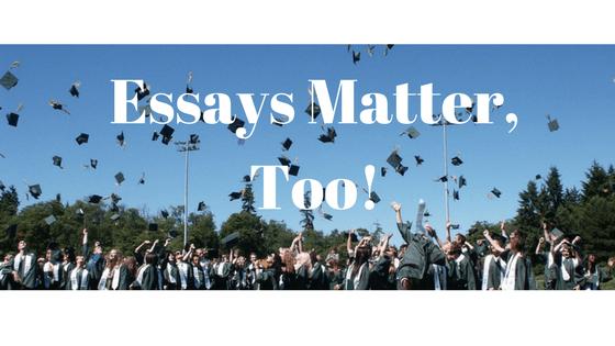 Matter essay