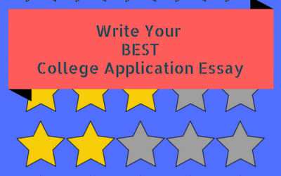 Write Your BEST College Application Essay (#1)
