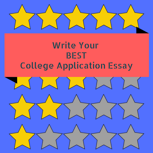 Benefits of Seeking Professional Help Writing College Application Essay