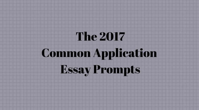 essay prompts   common app essay prompts   nnkfilmcom  essay prompts